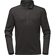 The North Face Men's Bi-Stretch Twill Quarter Zip Pullover