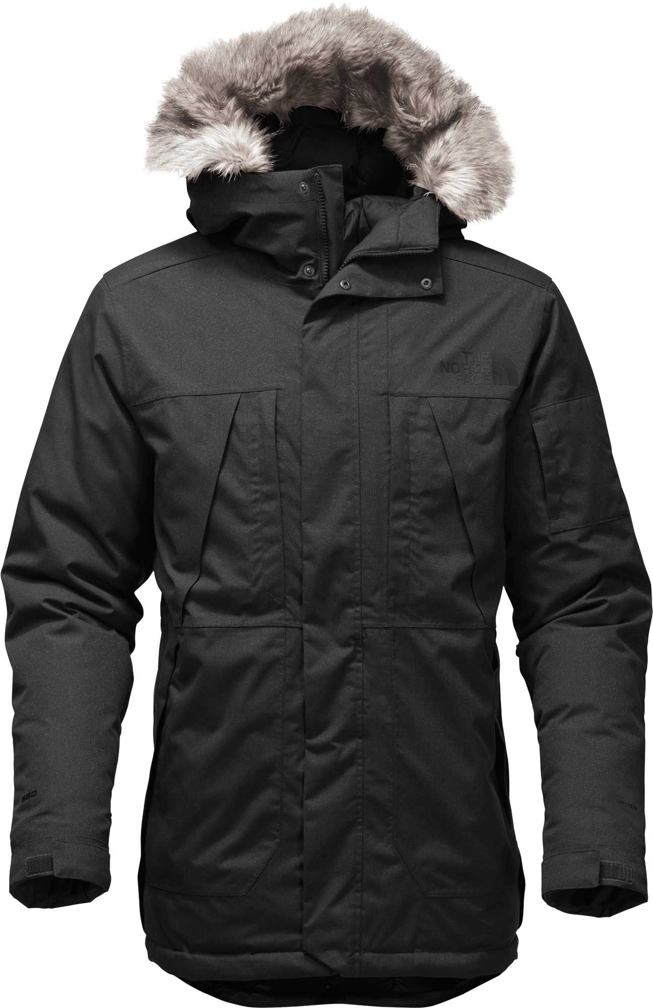 The North Face Men's Outer Boroughs Insulated Parka