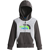 The North Face Toddler Boys' Logowear Full Zip Hoodie - Past Season