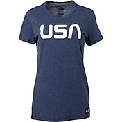 The North Face Women's International Collection Dome Fill Tri-Blend T-Shirt