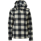 The North Face Women's Crescent Hooded Fleece Pullover - Past Season