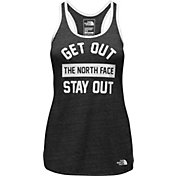 The North Face Women's MA Graphic Play Hard Tank Top
