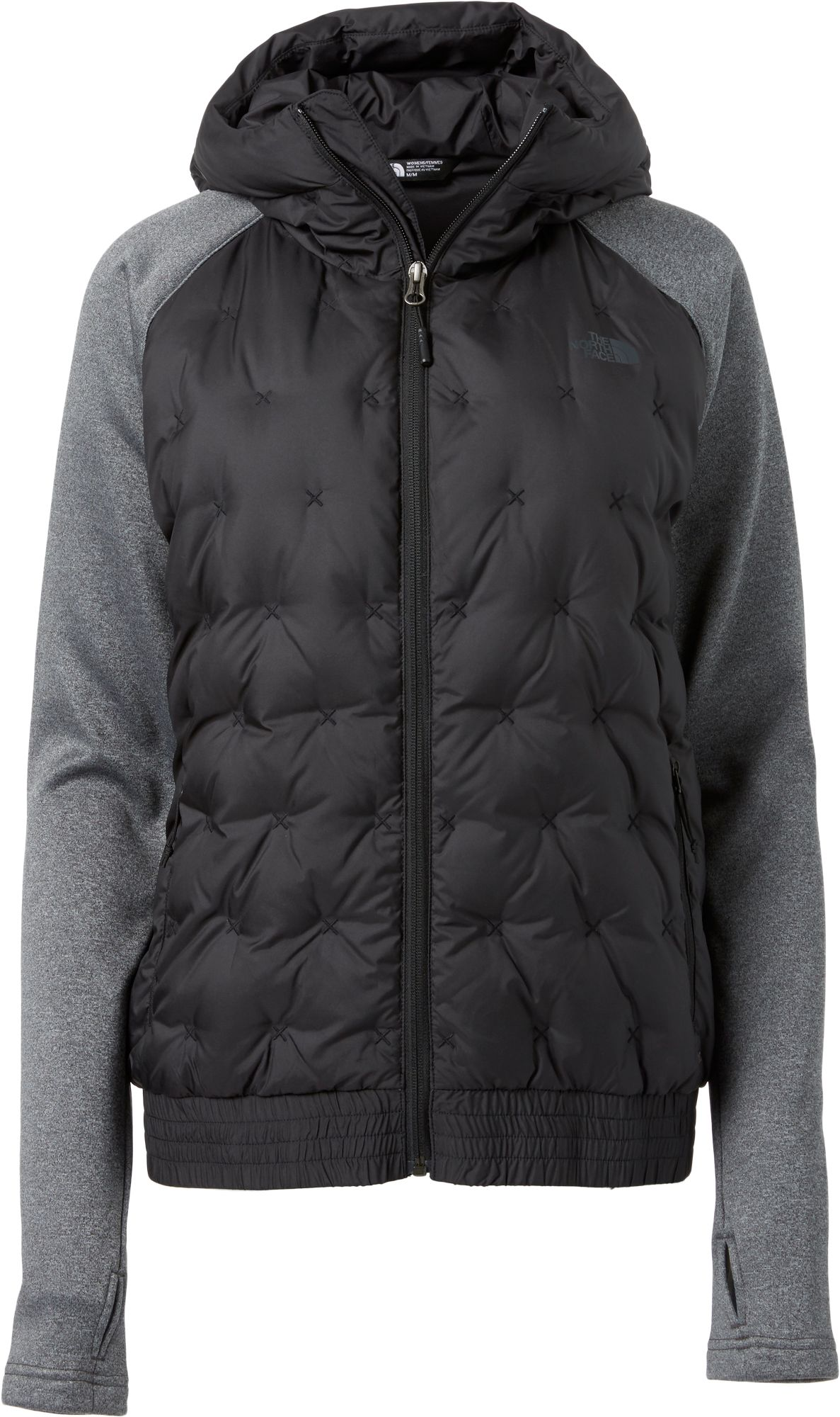 The North Face Women's Mash-Up Bomber Down Jacket - Past Season ...