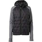 The North Face Women's Mash-Up Bomber Down Jacket - Past Season
