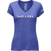 The North Face Women's Take A Hike V-Neck T-Shirt - Past Season