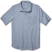 Toad & Co. Men's Airbrush Short Sleeve Shirt