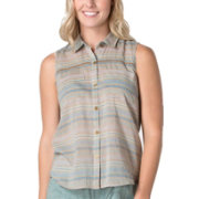 Toad & Co. Women's Airbrush SL Deco Sleeveless Shirt