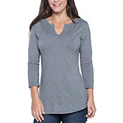 Toad & Co. Women's Tamaya Dos Tunic Long Sleeve Shirt