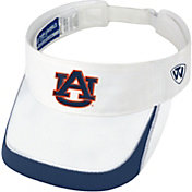 Top of the World Men's Auburn Tigers White Teed Off Visor