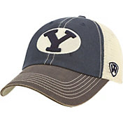 Top of the World Men's Brigham Young Cougars Blue/White Off Road Adjustable Hat
