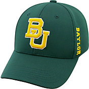 Top of the World Men's Baylor Bears Green Booster Plus 1Fit Flex Hat
