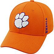 Top of the World Men's Clemson Tigers Orange Booster Plus 1Fit Flex Hat