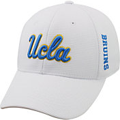 Top of the World Men's UCLA Bruins White Booster Plus 1Fit Flex Hat