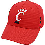 Top of the World Men's Cincinnati Bearcats Red Booster Plus 1Fit Flex Hat