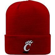 Top of the World Men's Cincinnati Bearcats Red Cuff Knit Beanie