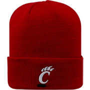 Top of the World Men's Cincinnati Bearcats Red Cuff Knit Beanie