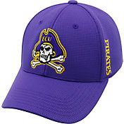Top of the World Men's East Carolina Pirates Purple Booster Plus 1Fit Flex Hat