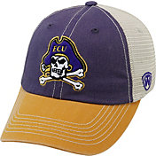 Top of the World Men's East Carolina Pirates Purple/Gold/White Off Road Adjustable Hat