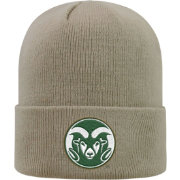 Top of the World Men's Colorado State Rams Gold Cuff Knit Beanie