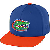Top of the World Men's Florida Gators Blue/Orange Eager Snapback Hat