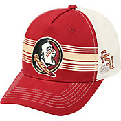 Top of the World Men's Florida State Seminoles Garnet/White Sunrise Adjustable Snapback Hat