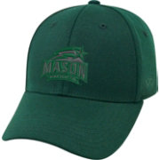 Top of the World Men's George Mason Patriots Green Premium Collection M-Fit Hat