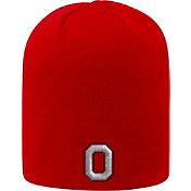 OSU Men's Ohio State Buckeyes Scarlet TOW Classic Knit Beanie