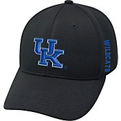 Top of the World Men's Kentucky Wildcats Black Booster Plus 1Fit Flex Hat