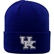 Top of the World Men's Kentucky Wildcats Black Cuff Knit Beanie