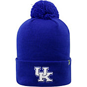 Top of the World Men's Kentucky Wildcats Blue Pom Knit Beanie