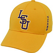 Top of the World Men's LSU Tigers Gold Booster Plus 1Fit Flex Hat