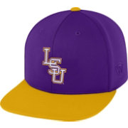 Top of the World Men's LSU Tigers Purple/Gold Eager Snapback Hat