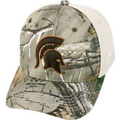 Top of the World Men's Michigan State Spartans Realtree Xtra Yonder Adjustable Snapback Hat