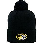 Top of the World Men's Missouri Tigers Black Pom Knit Beanie