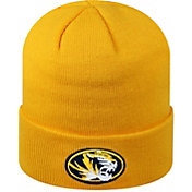 Top of the World Men's Missouri Tigers Gold Cuff Knit Beanie