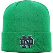 Top of the World Men's Notre Dame Fighting Irish Green Cuff Knit Beanie