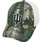 Top of the World Men's Indiana Hoosiers Realtree Xtra Yonder Adjustable Snapback Hat