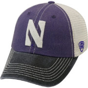 Top of the World Men's Northwestern Wildcats Purple/White/Black Off Road Adjustable Hat