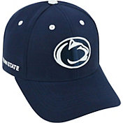 Top of the World Men's Penn State Nittany Lions Blue Triple Threat Adjustable Hat