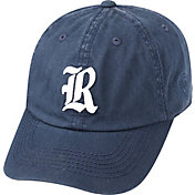 Top of the World Men's Rice Owls Blue Crew Adjustable Hat