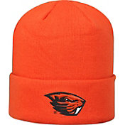 Top of the World Men's Oregon State Beavers Orange Cuff Knit Beanie
