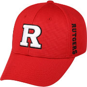 Top of the World Men's Rutgers Scarlet Knights Scarlet Booster Plus 1Fit Flex Hat