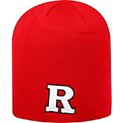 Top of the World Men's Rutgers Scarlet Knights Scarlet TOW Classic Knit Beanie