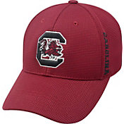 Top of the World Men's South Carolina Gamecocks Garnet Booster Plus 1Fit Flex Hat