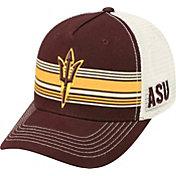 Top of the World Men's Arizona State Sun Devils Maroon/White Sunrise Adjustable Snapback Hat