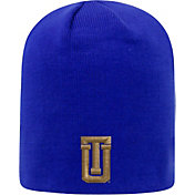 Top of the World Men's Tulsa Golden Hurricane Blue TOW Classic Knit Beanie