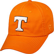 Top of the World Men's Tennessee Volunteers Tennessee Orange Crew Adjustable Hat