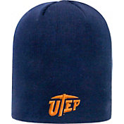 Top of the World Men's UTEP Miners Navy TOW Classic Knit Beanie