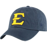 Top of the World Men's East Tennessee State Buccaneers Navy Crew Adjustable Hat