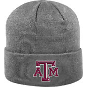 Top of the World Men's Texas A&M Aggies Grey Cuff Knit Beanie